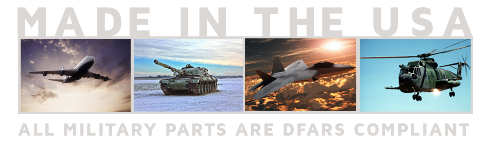 Military Parts Made in the USA