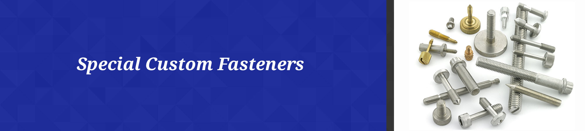 Special Custom Fasteners