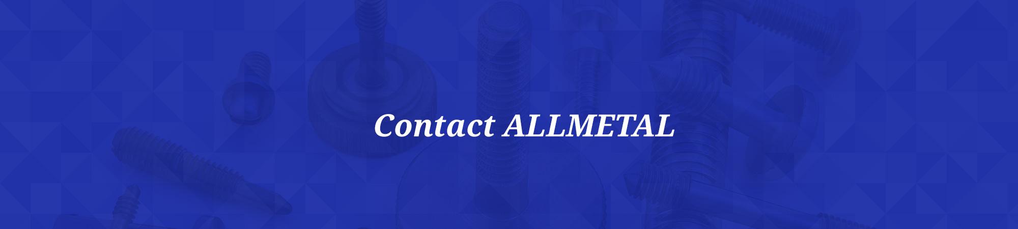 Contact AllMetal