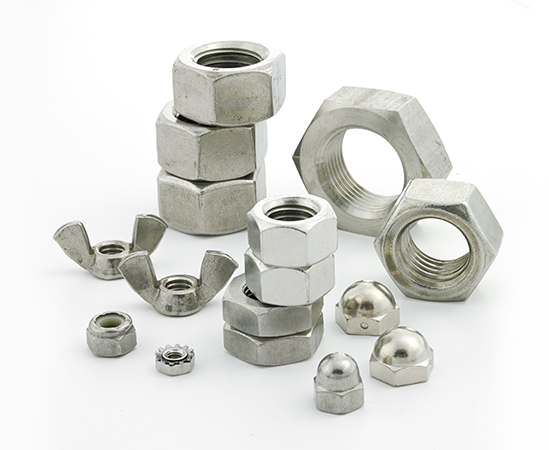 Hex Nuts, Lock Nuts