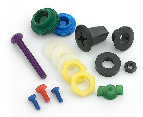 Plastic Nylon Fasteners